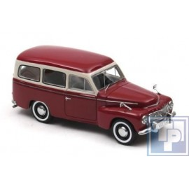 Volvo, PV445 Duett, 1/43