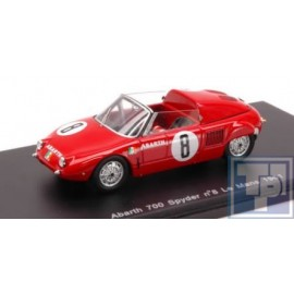 Abarth, 700 Sypder Le Mans, 1/43