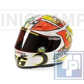 Helme, Valentino Rossi AGV, 1/2