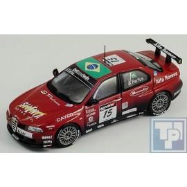 Alfa Romeo, 156 WTCC, 1/43