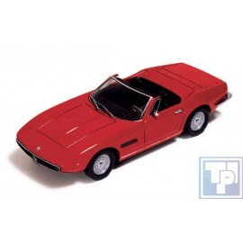 Maserati, Ghibli Spyder, 1/43