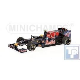 Toro Rosso Scuderia, STR4, 1/43