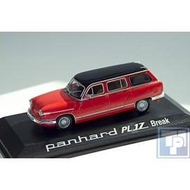 Panhard, PL17 Break, 1/43
