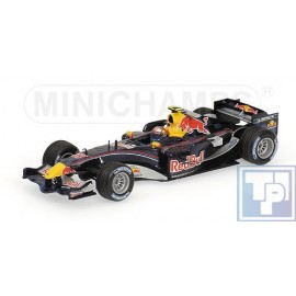 Red Bull Racing Cosworth RB1, 1/43