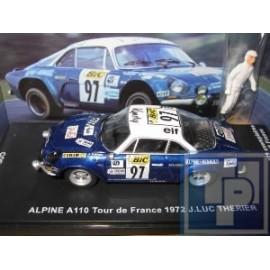 Alpine, A110 Tour de France, 1/43