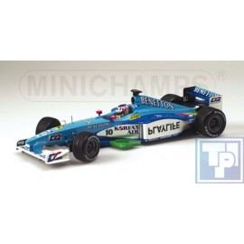 Benetton, B199, 1/18