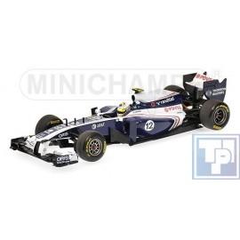 Williams, Cosworth FW33, 1/43