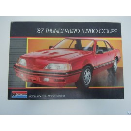 Thunderbird, Turbo Coupe, 1/24