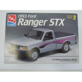 Ford, Ranger STX, 1/25