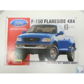 Ford, F-150 Flareside 4x4, 1/25