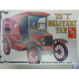 Ford, T Delivery Van, 1/25