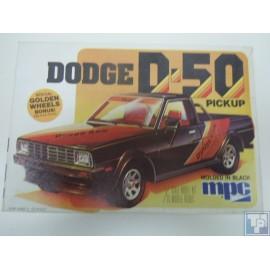 Dodge, D-50 Pickup, 1/25