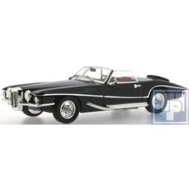 Stutz, Blackhawk Cabriolet, 1/43