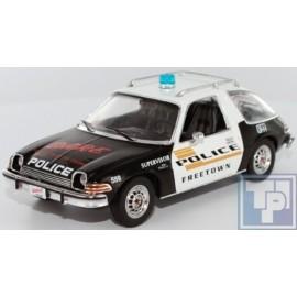 AMC, Pacer X, Police USA, 1/43