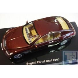 Bugatti, EB118, 1/43