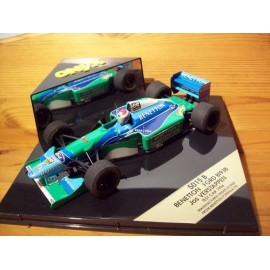 Benetton, Ford B193B Testcar, 1/24