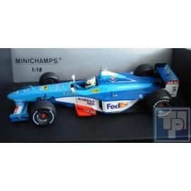 Benetton, B198, 1/18