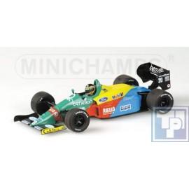 Benetton, Ford B188, 1/43