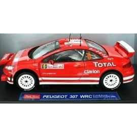 Peugeot, 307 WRC, 1/18