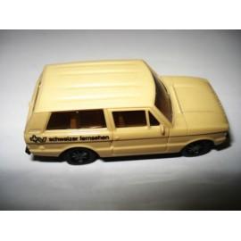 """Range Rover, """"Schweizer Fernsehen"""", 1/87"""