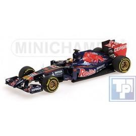 Toro Rosso Scuderia, STR9, 1/43