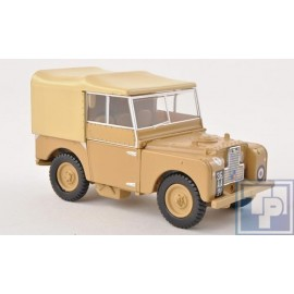 Land Rover, Series 1, 1/43