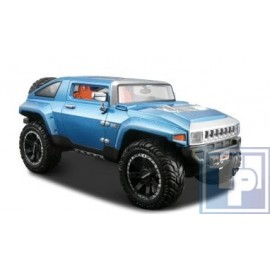 Hummer, HX Concept, 1/24