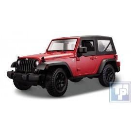 Jeep, Wrangler, 1/18