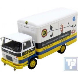 "Hotchkiss, DH160 Van, ""Interflora"", 1/43"