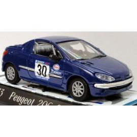 Peugeot, 206 CC, 1/43