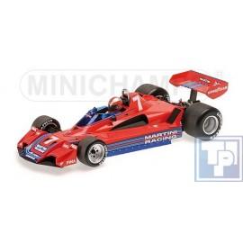 Brabham, Alfa Romeo BT45B, 1/18