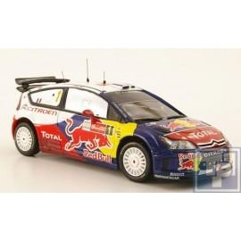 Citroen, C4 WRC, 1/43