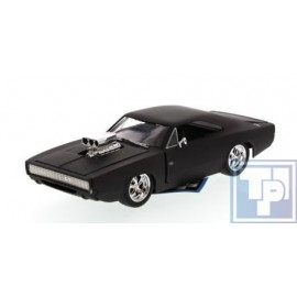 Dodge, Charger R/T, Dom's, 1/24