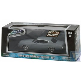 Chevrolet, Chevelle SS, Dom's, 1/43