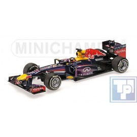 Red Bull Racing, RB9, 1/18