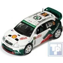 Skoda, Fabria WRC 2005, 1/43