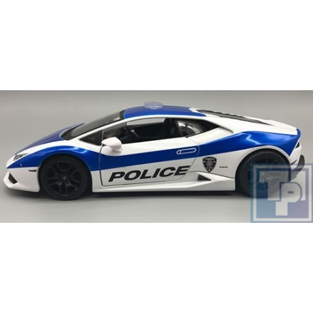 Lamborghini, Huracan LP610-4,  Police, 1/24