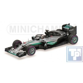 Mercedes, AMG Petronas F1 W07 Hybrid, 1:43