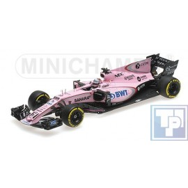 Force India, Mercedes VJM10, 1/43