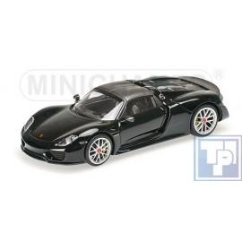 """Porsche, 918 Spyder, """"Weissach Package"""", 1/43"""