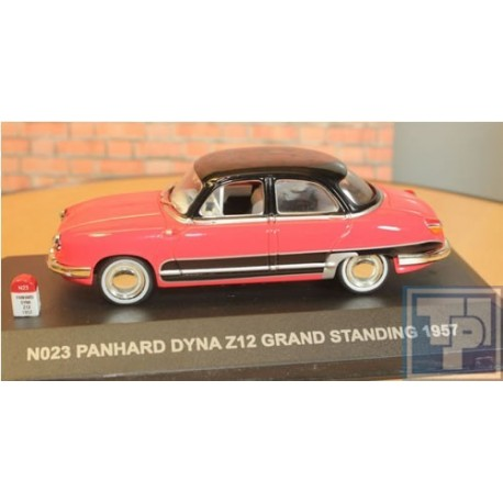 Panhard, Dyna Z12 Grand Standing, 1/43