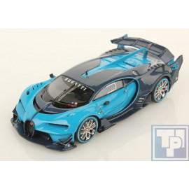 Bugatti, Vision Gran Turismo, Conceptcar, 1/43