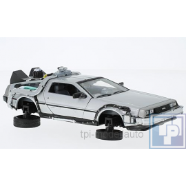 "De Lorean, ""Back to the future"", 1/24"