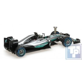 Mercedes, AMG Petronas Motorsport W07 Hybrid, 1/43