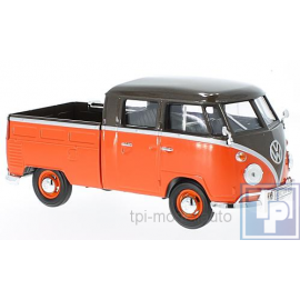 Volkswagen VW, T1 Doppelkabinen Pick-up, 1/18