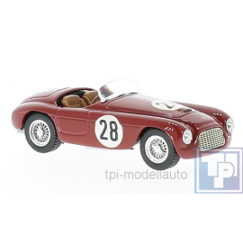 Ferrari, 166 MM Barchetta, 1/43