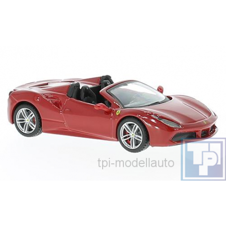 Ferrari, 488 Spider, 1/43