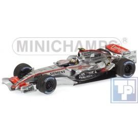 McLaren, Mercedes MP4-21, 1/43