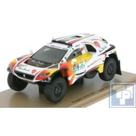 Peugeot, 2008 DKR, 1/43