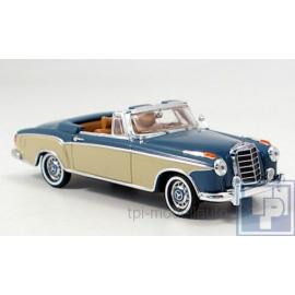 Mercedes-Benz, 220 SE, Cabriolet, 1/43